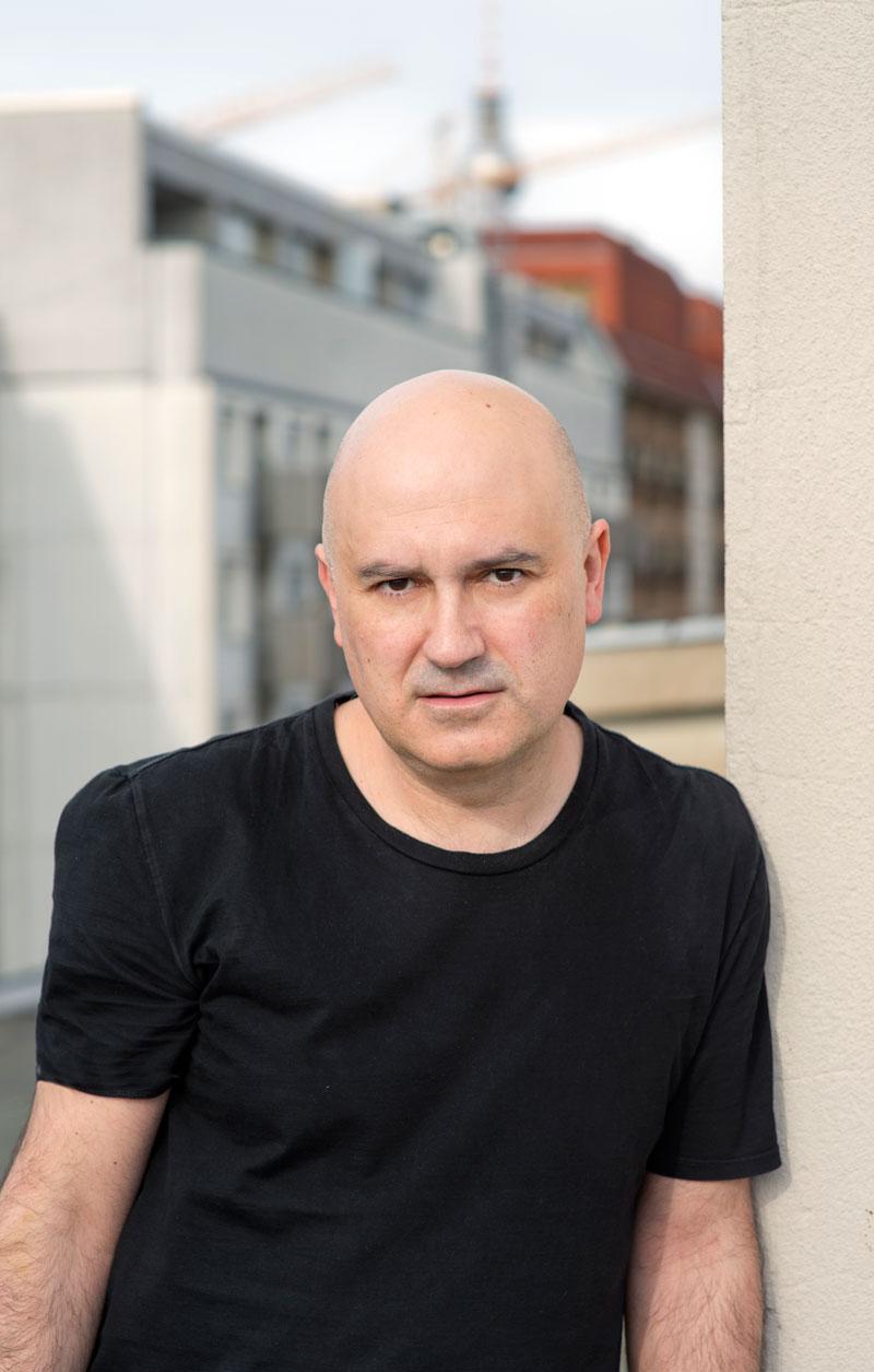 Portrait von Calixto Bieito