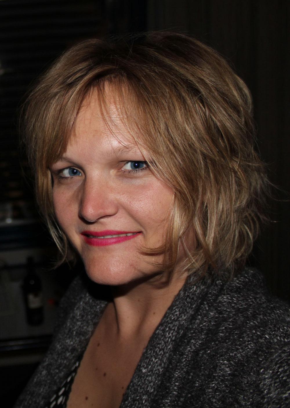 Portrait von Rebecca Ringst
