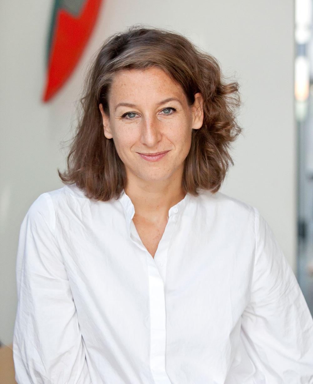 Portrait von Tatjana Gürbaca